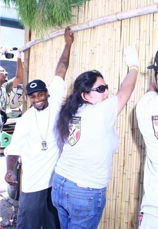 lil eazy boost mobile event with volunteers.jpg