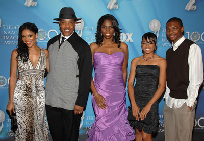 arrives at the 40th NAACP Image Awards at the Shrine Auditorium on February 12, 2009 in Los Angeles, California.