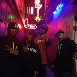 mobb deep in amsterdam