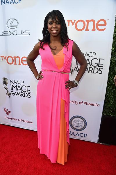 Nicki+Micheaux+46th+NAACP+Image+Awards+Part+ZVRyrTVSQ4ml